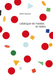 CATALOGUE DE MAREES EN LISIERE